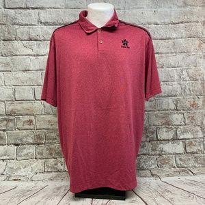 Nike Golf Mens Tour Performance Polo Shirt Size XL